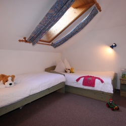 Hotel Maltatal - Juniorsuite Kinderzimmer